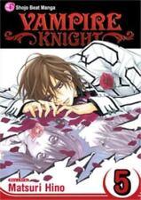 Vampire Knight, Vol. 5 (v. 5) by Matsuri Hino