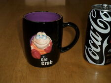 Old Crab, 3-D Image, Ceramic Coffee Cup / Mug, Vintage