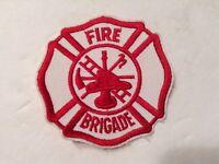 Fire Brigade Patch