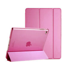 Ultra Slim Smart Stand Leather Case Cover For APPLE iPad 9.7 (2017) (2018)
