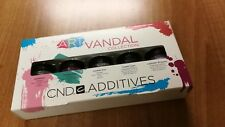 Nail Art.CND Shellac Additives.Art Vandal Collection.