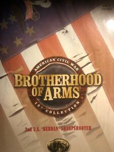 BROTHER OF ARMS 2ND US BERDAN SHARPSHOOTER BY SIDESHOW TOY