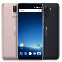 """Ulefone Power 3s portable débloqué 4G Android 7.1 6.0"""" Smartphone 4+64Go Face ID"""