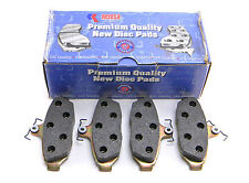 SET OF 4  NEW REMSA  MD347  REAR  PREMIUM QUALITY  DISC BRAKE PADS (MADE IN USA)