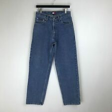 Tommy Hilfiger Jeans - Relaxed Fit Dark Wash - Tag Size: 30x32 (28x31) - #5748