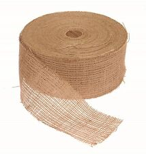 "4"" Wide Burlap Roll, 7oz - 100 Yard Length"