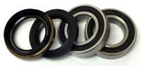 Yamaha YFM660F YFM660 Grizzly 4X4 Rear Wheel Bearings Seals Kit  - 2002