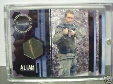 ALIAS Season 2 PIECEWORKS Card PW10 Vartan Camo Pants