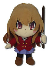 "NEW Sealed Great Eastern Toradora (GE-52512) 8"" Taiga Aisaka Stuffed Plush Doll"