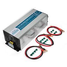 Convertitore Onda Sinusoidale Pura Inverter 300/1000/4000/5000W DC12V/24V AC220V