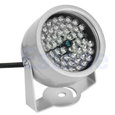 CCTV 48 LED Illuminator light Security Camera IR Infrared Night Vision Lamp