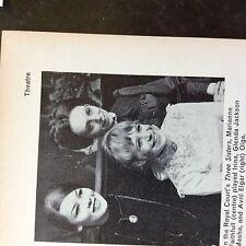 m3h ephemera  1967 small picture three sisters avril elgar marianne faithfull