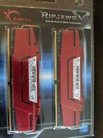 G. SKILL Ripjaws V Series 16 GB 2400MHz PC4 19200 DDR4 SDRAM Memory...