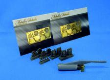 1/144 Metallic Details set Zvezda kits IL-76 or Tu-154 engine upgrade MDR14415