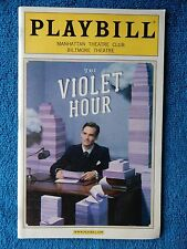 The Violet Hour - Biltmore Theatre Playbill - October 2003 - Jasmine Guy