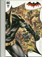 Batman #100 2020 Jorge Jimenez wraparound Cover DC Comics Joker War James Tynion