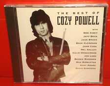 CD COZY POWELL - BEST OF - NUOVO NEW