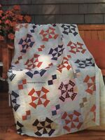 Mystic Maze Quilt Pattern Pieced JH