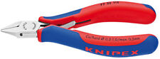Knipex 7752115 Electrónica diagonal cortador con dos componentes 4 1/2