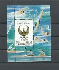 UZBEKISTAN. Año: 2004. Tema: OLIMPIADAS DE ATENAS-2004.