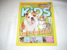 National Geographic Kids Magazine Issue 124 May 2016 Pet Special