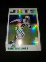 Santana Moss 2004 Topps Chrome Refractor *READ DESCRIPTION*