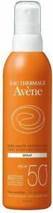 Avene Spf 50 Spray Very High Protection 200ml
