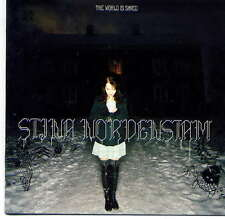 STINA NORDENSTAM - rare CD album - Europe