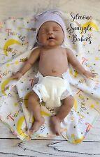 "13"" Full Body Silicone Baby Girl Doll ""Phoebe"""