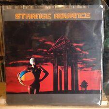 [ROCK/POP]~EXC LP~STRANGE ADVANCE~Worlds Away~{Original 1982~CAPITOL~Issue]