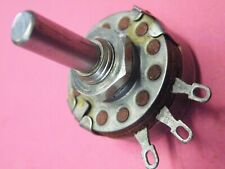 28mm Single Gang AB Pot Potentiometer Type J 10K Lin Carbon Track 99045 Bin GQ02