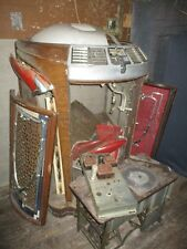 1948 Seeburg Trashcan Jukebox Parts or Restauration - Private Collection Sale