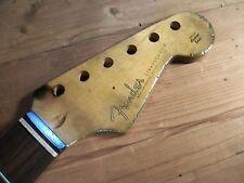 Rosewood Strat Custom Relic Neck