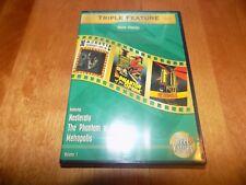Triple Feature Horror Classics Nosferatu Phantom Of The Opera Metropolis Dvd New