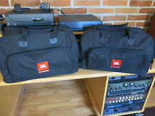 Jbl Padded Dual Opening Carry Bags (2) for Eon610