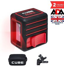 Laser Level Cross Line Self Leveling Handheld + CLAMP MOUNT ADA  CUBE MINI