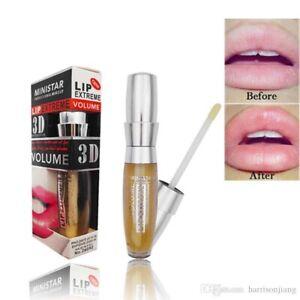 3D Lip Plumper Extreme Lip Gloss Enhancer Booster Volume For Bigger Plump Lip