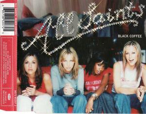 *USED* All Saints - Black Coffee (CD single)