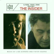 Lisa Gerrard  & Pieter Bourke The Insider (CD, Oct-1999) Dead Can Dance Solo