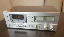 Yamaha Tc-520 Vintage Stereo Cassette Deck Player