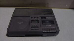 OEM eiki stereo compact disc player & cassette tape recorder model no.7070A