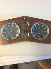 1960s Veglia Borletti speedometer and rev counter in very good condition