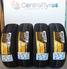 X4 NEW 165 65 R13 77T BOTO GENESYS 218 WITH AMAZING E+C RATINGS
