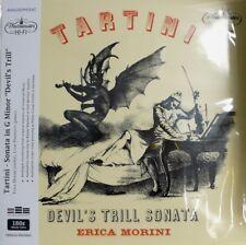 TARTINI  DEVIL's TRILL SONATA  ERICA MORINI  ANALOGPHONIC  LP43084  180grams