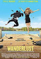 WANDERLUST - Jennifer Aniston, Ray Liotta...Genuine UK BLU-RAY DVD..Fast Post