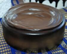 Artificial Cake - Chocolate Cake Quality Resin Replica Engaging Display Piece