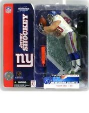 Jeremy Shockey New York Giants NFL McFarlane Variant Action Figure NIB NY G-MEN