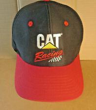 Cat Racing Team Caterpillar Cap Hat NASCAR