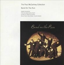 PAUL McCARTNEY & WINGS Band On The Run OOP CD Collection 1993 Remastered BEATLES