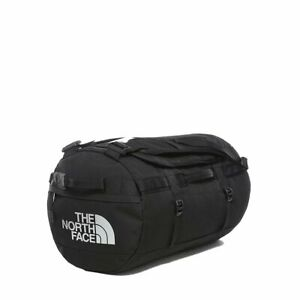 THE NORTH FACE BASE CAMP DUFFEL BAG SIZE S TNF BLACK / SILVER